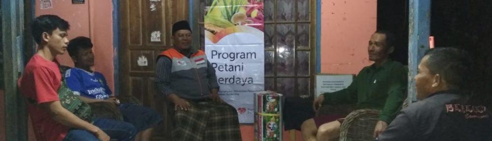 Program Petani Berdaya Desa Kertamukti