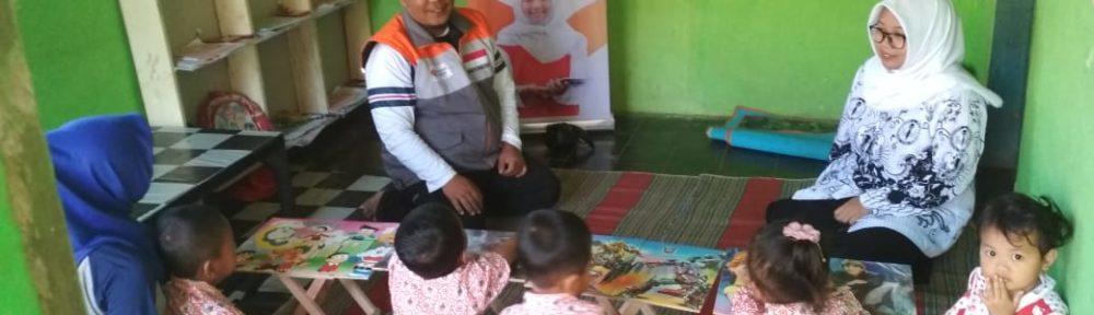 Rumah Zakat Bantu Rintis Kober Al-Hikmah